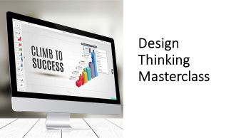 design thinking masterclass by Dr Shruti Bhat