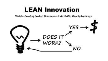 Lean Innovation workshop by Dr Shruti Bhat