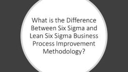what is the difference between six sigma and lean six sigma business process improvement methodologies, lean lean six sigma with continuous improvement mastermind dr shruti bhat, continuous iimprovement tools